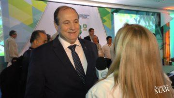 Gustavo Martins e as considerações sobre o 43º Encontro Nacional de Praticagem