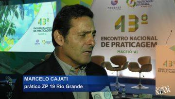 Troca de experiência em uma ocasião especial por Marcelo Cajati – prático ZP19 Rio Grande