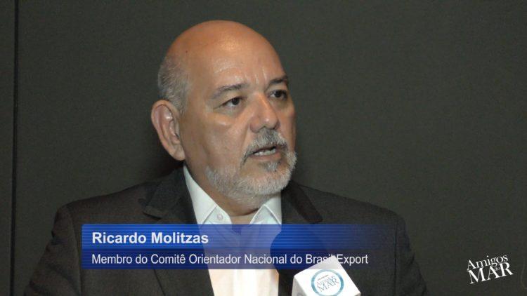 Importância e a responsabilidade do evento Brasil Export por Ricardo Molitzas