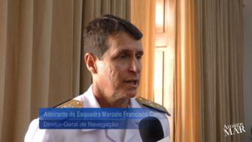 85 anos do Tribunal Marítimo -Diretor-Geral de Navegação, Almirante de Esquadra Marcelo Francisco Campos