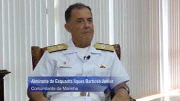 Frente Parlamentar Mista da Marinha Mercante por Almirante Ilques Barbosa Junior