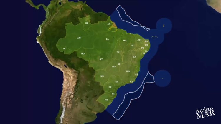 Sistema de Gerenciamento da Amazônia Azul por Almirante Ilques Barbosa Junior – Comandante da Marinha do Brasil