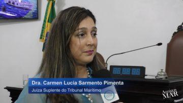 Tribunal Marítimo – Carmen Lucia Pimenta – Juiza suplente do TM