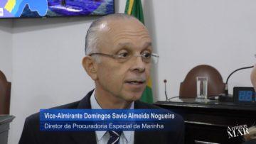 Tribunal Marítimo e a PEM – Almirante Savio Nogueira