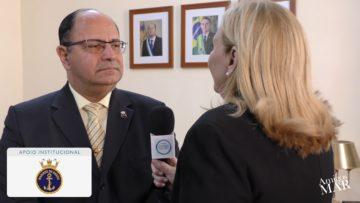 Tribunal Marítimo e transmissão de cargo de juiz militar por Almirante Lima Filho – juiz presidente do TM