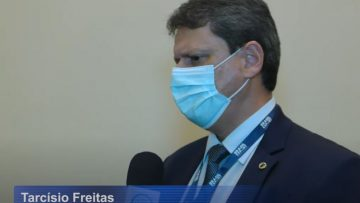Ministro Tarcisio de Freitas